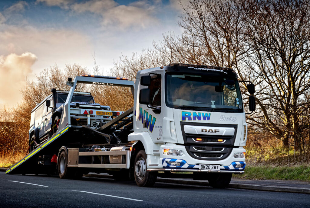 RNW Recovery Truck